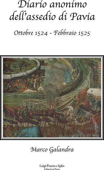 Diario anonimo della battaglia di Pavia