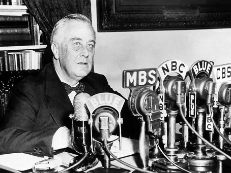 Timely Words from FDR