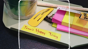 Jen's Happy Tray: A Boost that Everyone (Maybe) Needs
