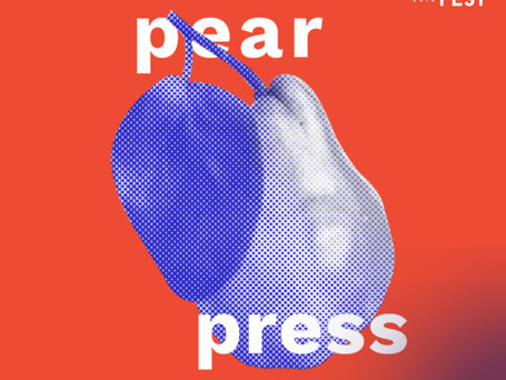 Pear Press: The Journey Continues