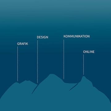 Grafik Design Kommunikation Online