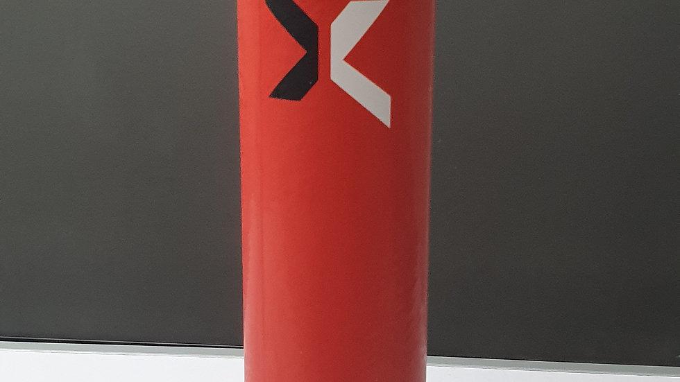 Red X shuttlecocks