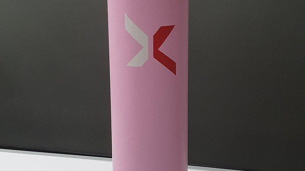 Pink X Shuttlecocks