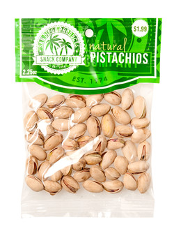 SDP Snack Company Natural Pistachios