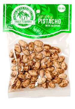 sdp snack company spicey pistachio with jalepeno