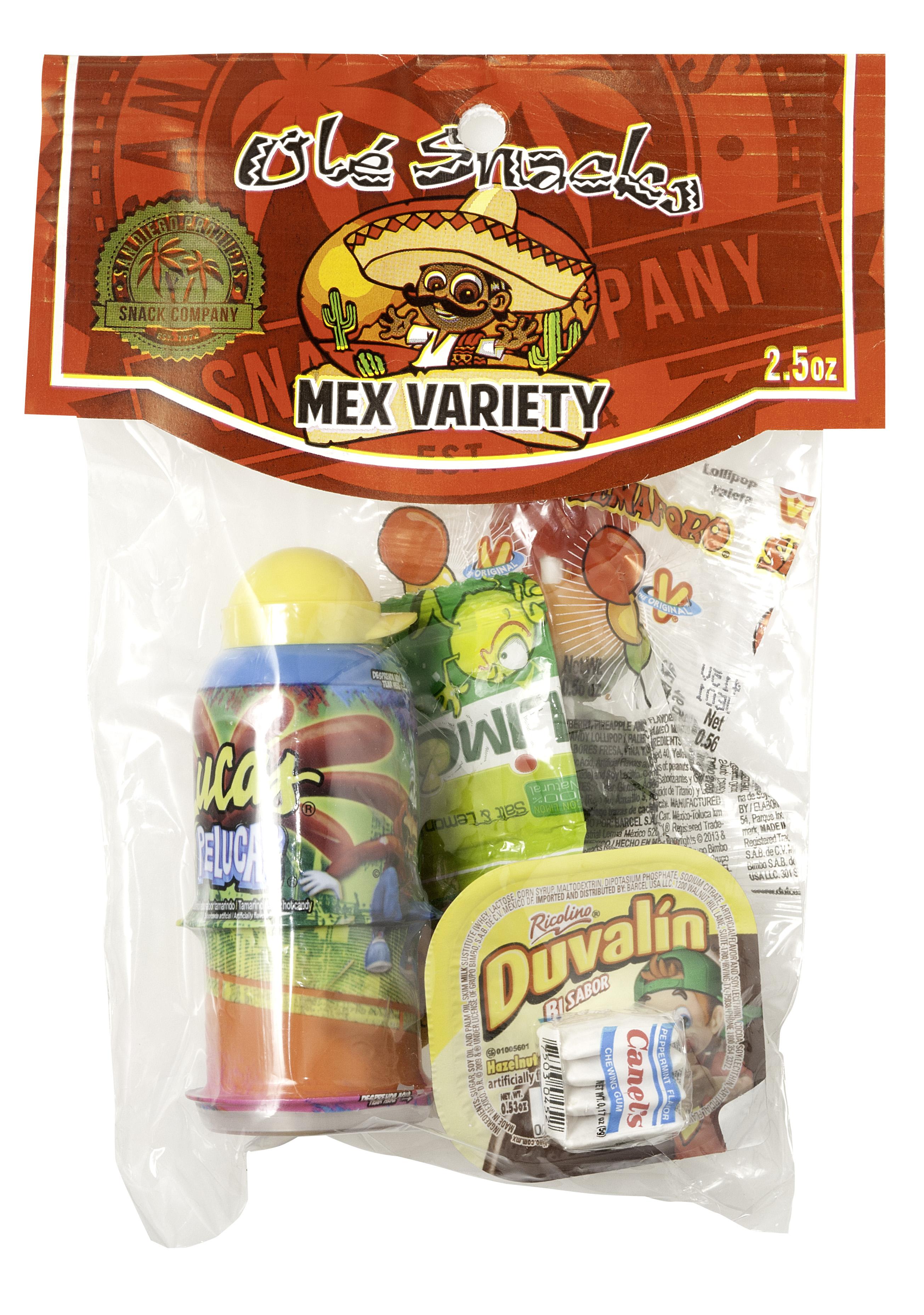ole snacks mex variety
