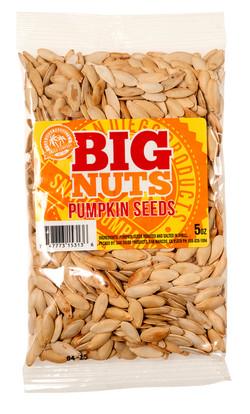 big nuts pumpkin seeds