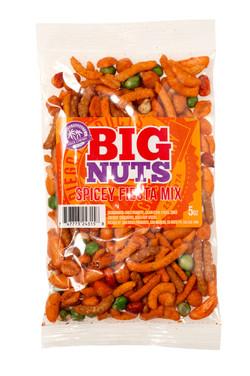 big nuts spicey fiesta mix