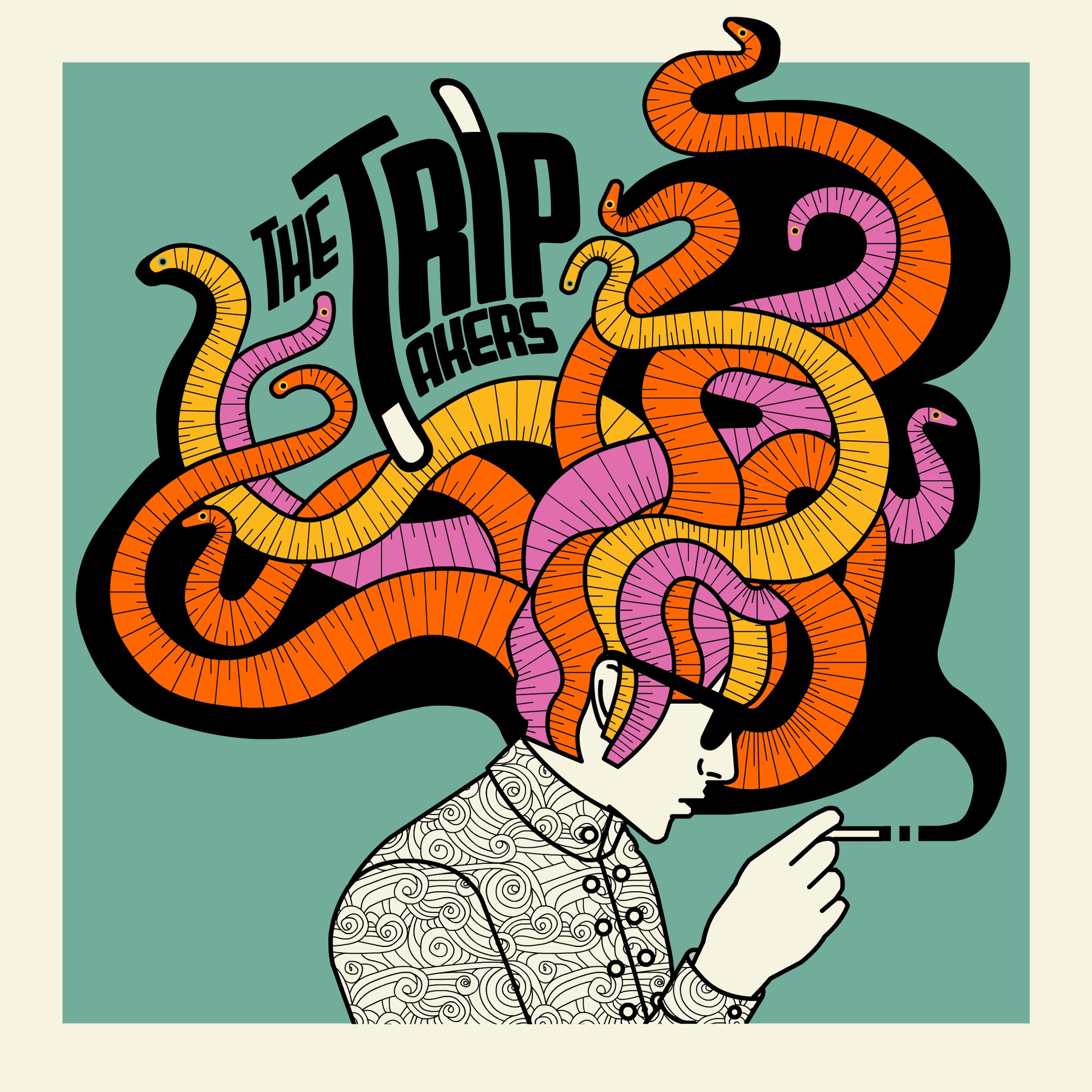 The Trip Takers single