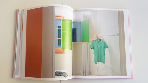Who's Afraid of Pink, Orange, and Green? Colorful Living and Interiors.