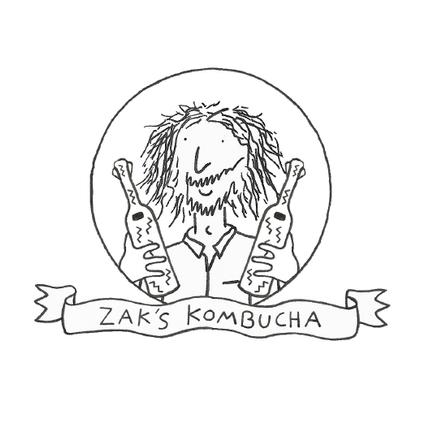 Zak's Kombucha
