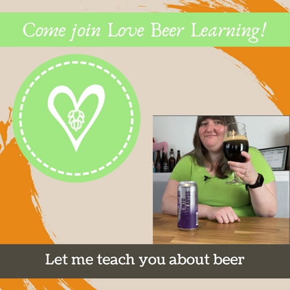 Love Beer Learning