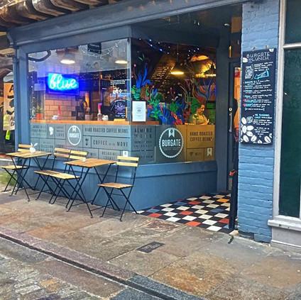 Burgate Coffee House