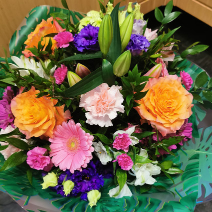 Flowers From The Potting Shed