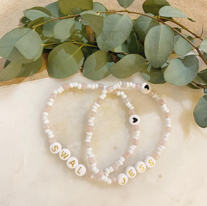 Aurora Rose Beads