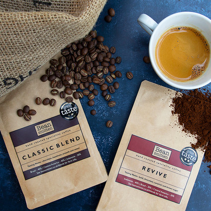 Bean Smitten Coffee Roasters