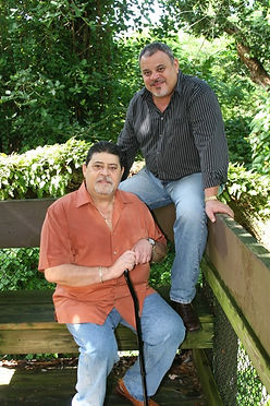 Frank and Steve Nieves
