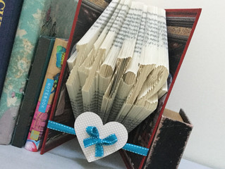 Bespoke Book folding Service