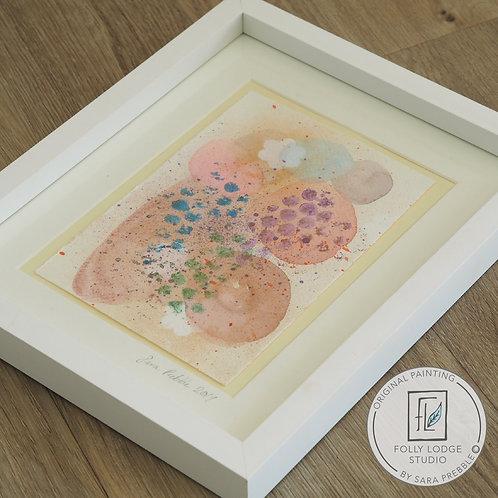'Dreaming Bubbles' - Original Artwork