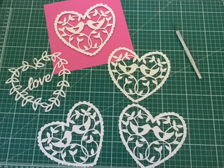 Paper Cutting Class - May