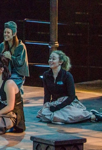 Florika/Ensemble in The Hunchback of Notre Dame