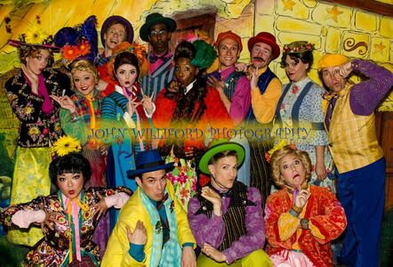 Katie Nanna/Ensemble in Mary Poppins