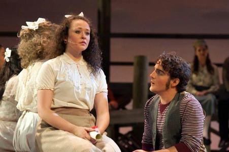 Louise/Ensemble in Carousel
