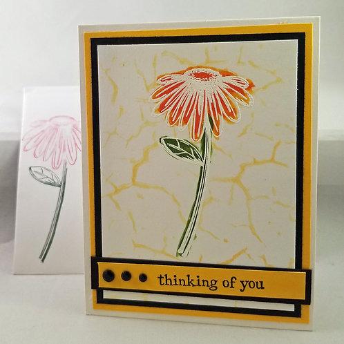 Thinking of You (Orange/Yellow)