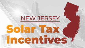 What Are the Solar Tax Credits and Incentives in NJ?
