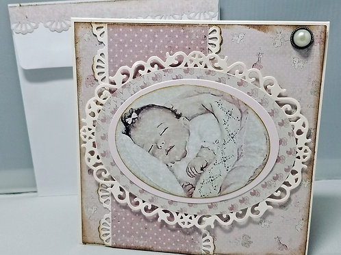 Baby Shower (Pink/Ivory)