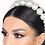Thumbnail: Oversized Pearl Headband with Matching Earrings (Set)