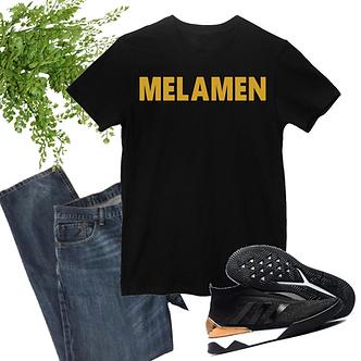 Melamen Gold Tee