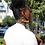 Thumbnail: Name Earrings with Chain