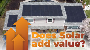 Is Solar Power One of the Best Ways to Add Value to a House?
