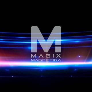 MAGIX MAGNETIKA Participación en diseño Nueva Imagen Corporativa
