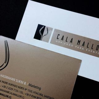 CALA MALLOR Imagen Corporativa