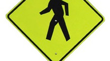 New Pedestrian Safety Features