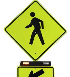 New Pedestrian Safety Features