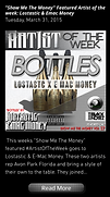 New Single called Bottles by Lostastic featuring Emac Money