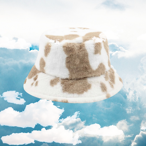 CINNAMON BUCKET HAT