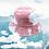 Thumbnail: STRAWBERRY MILK BUCKET HAT
