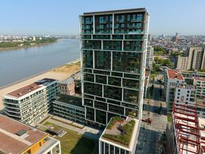 Scheldezicht Triple Living Antwerpen