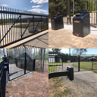 Automatic Entry Gate