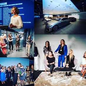 emediately @ Female Innovation Forum