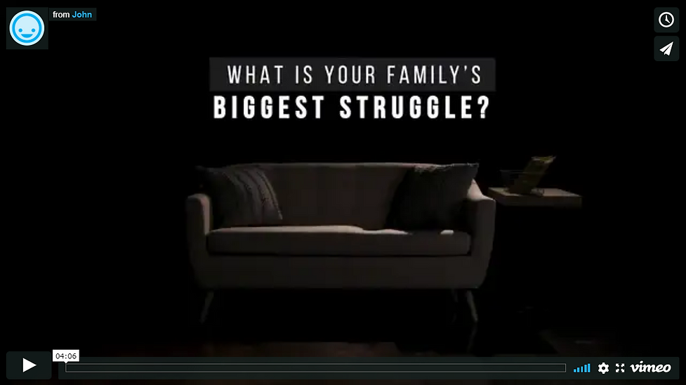 What Is Your Family's Biggest Struggle?