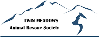 Twin Meadows Animal Rescue Society Logo