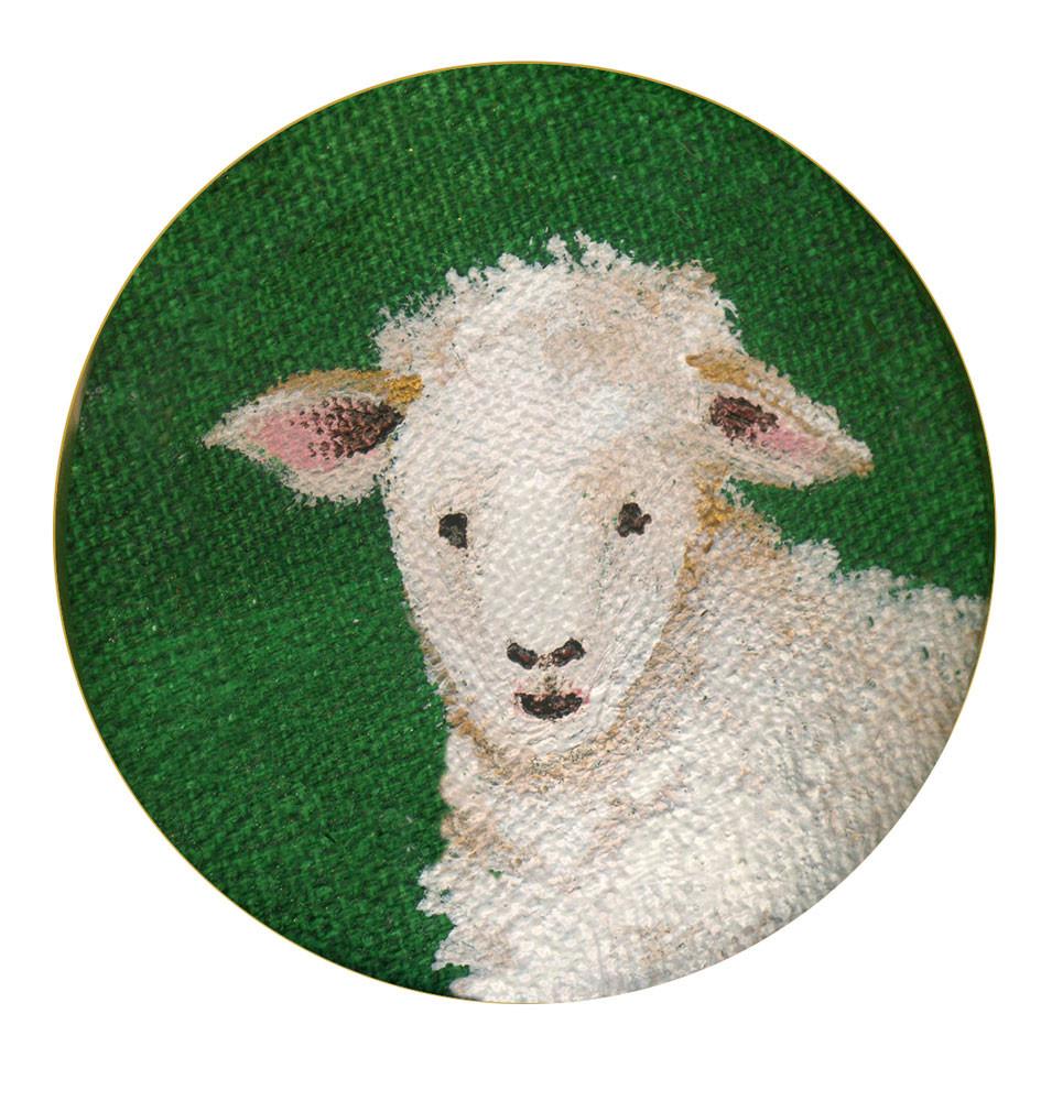 Lamb Cameo 1