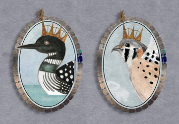 King Loon & Queen Kestrel