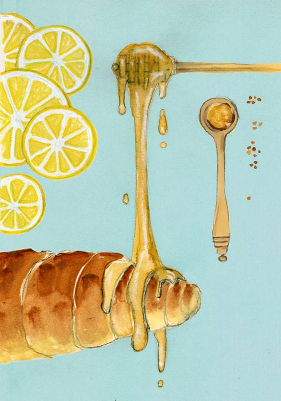 Lemon Honey Mustard