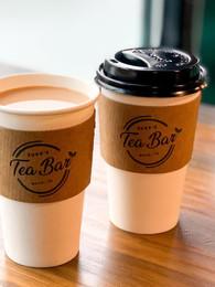 Hot Latte and Tea
